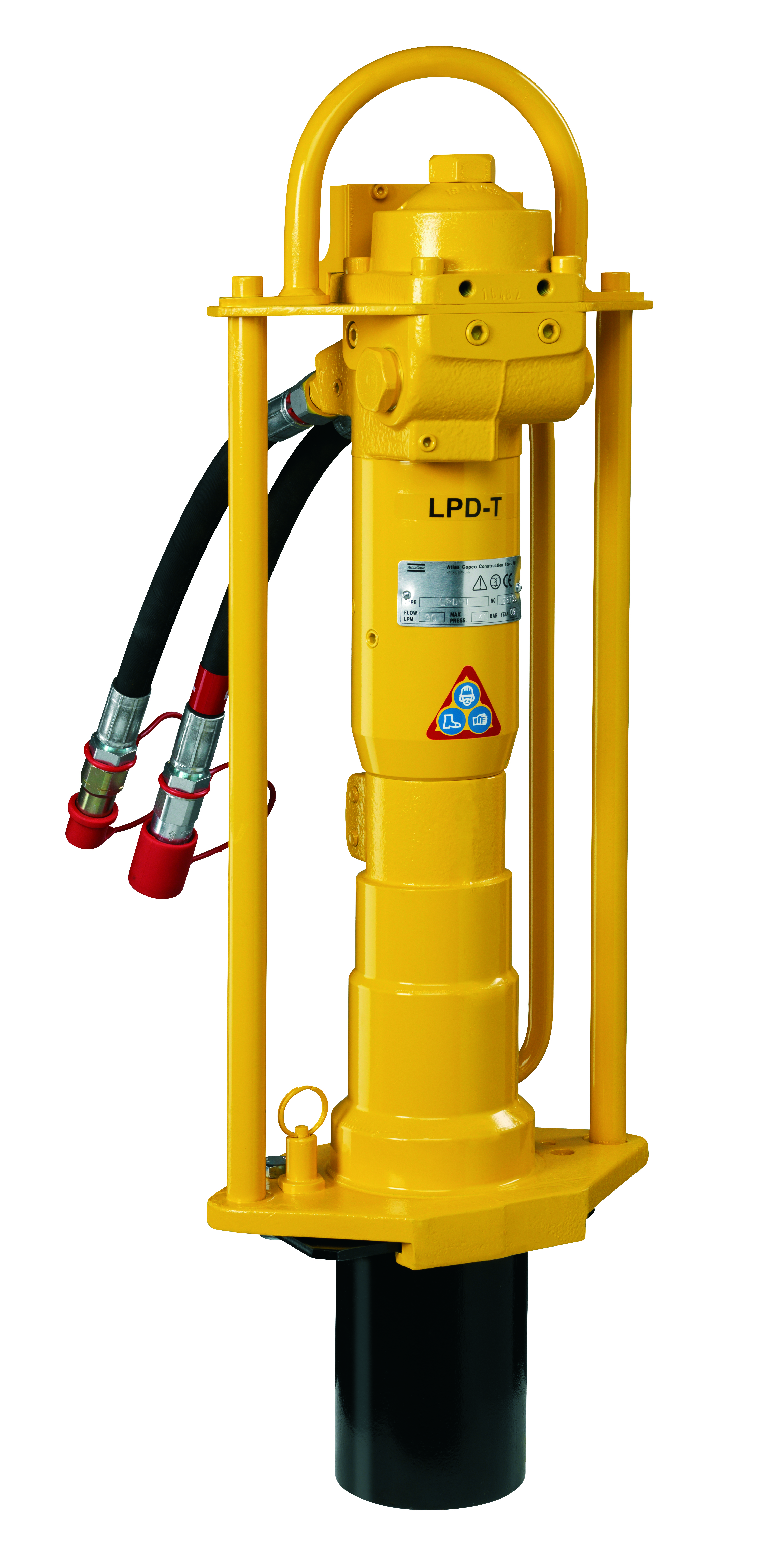 Hydraulic Post Drivers Pajot Equipment