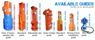 Available-guides-for-PAJOT-air hammer