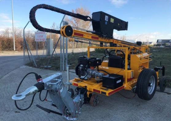 Sonnette hydraulique modèle INCOR H90R